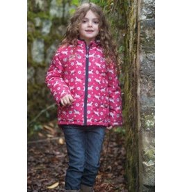 Frugi Warm Fleece Lined Shower Proof Adventure Coats by Frugi