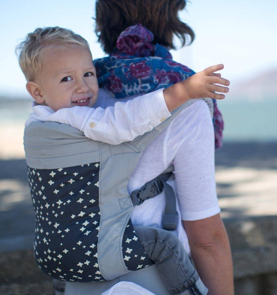 BecoBaby Beco Soleil Soft Structured Baby Carrier