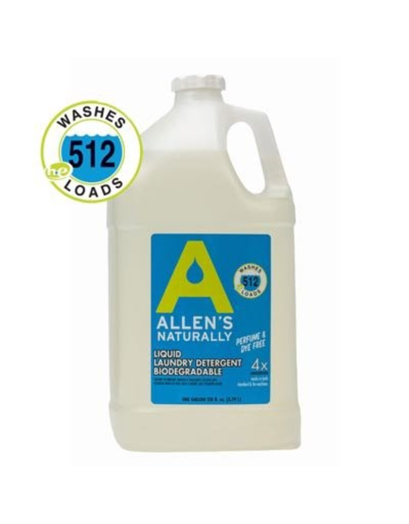 Allen's Allen's Natural Perfume & Dye Free Liquid Laundry Detergent