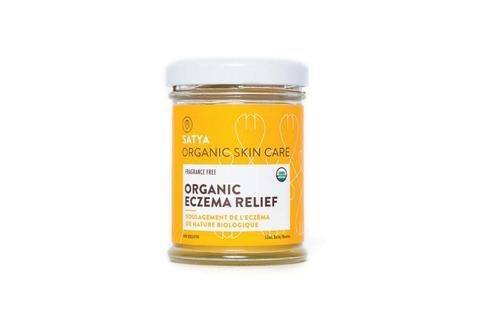 Satya Organic Eczema Relief Calendula Healing Balm by Satya