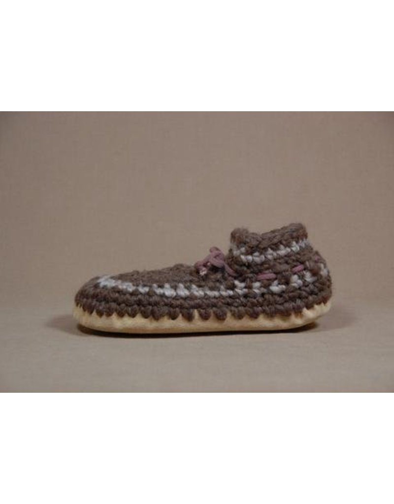 Padraig Women's Padraig Slippers made with Wool Sheepskin & Leather