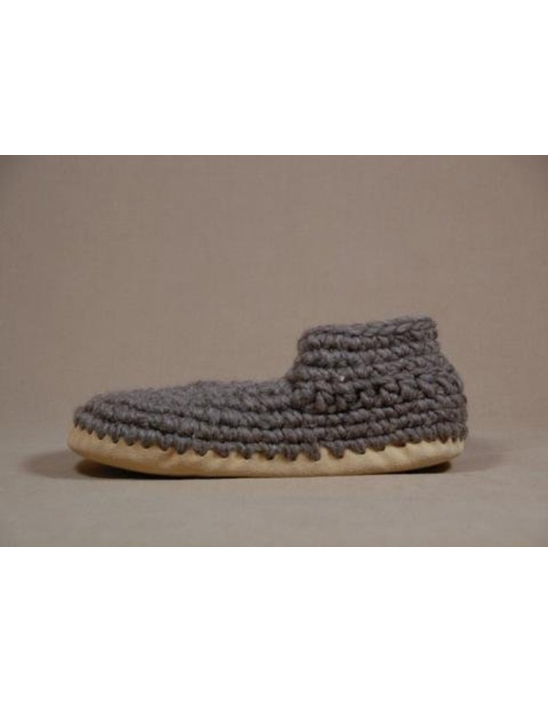 Padraig Men's Padraig Slippers made with Wool Sheepskin & Leather