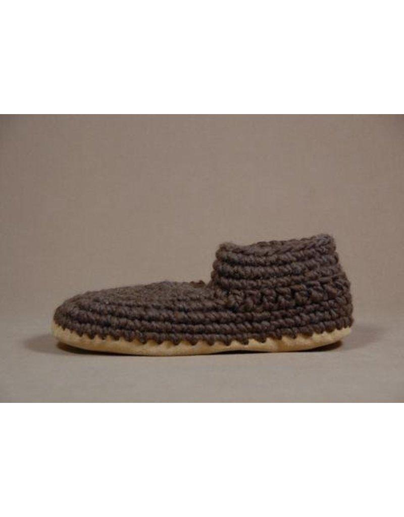 Padraig Men's Padraig Slippers made with Wool Sheepskin & Leather