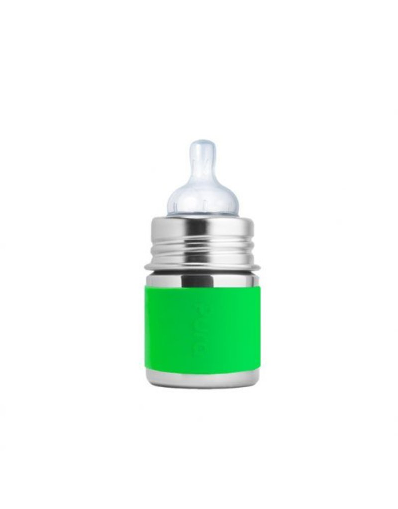 Pura Stainless Steel Baby Bottles 5 oz by Pura Kiki