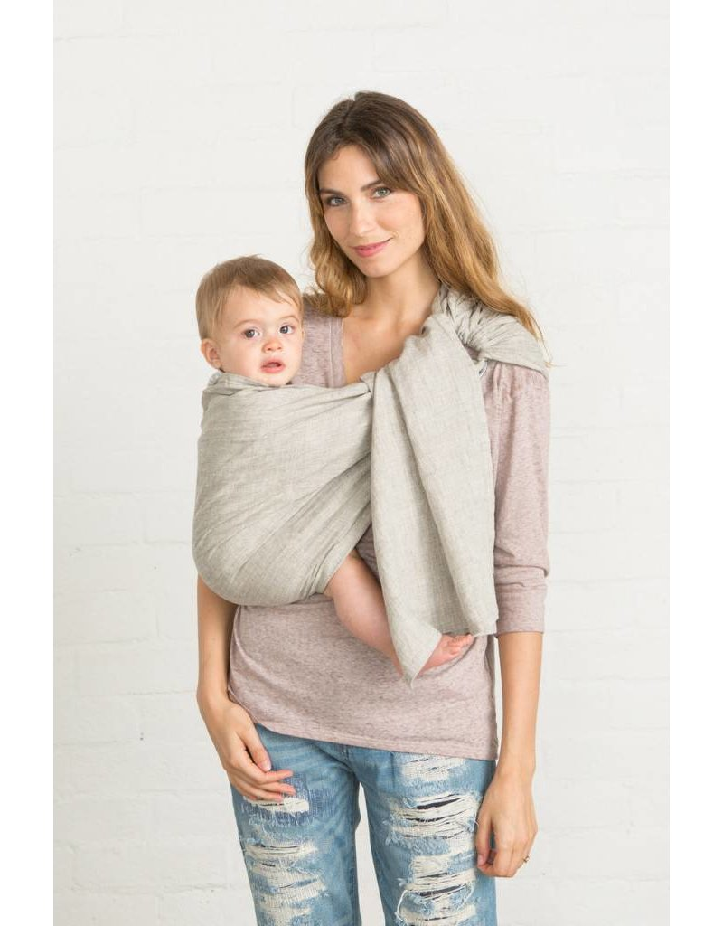 Sakura Bloom Classic Single Layer Linen Ring Sling by Sakura Bloom