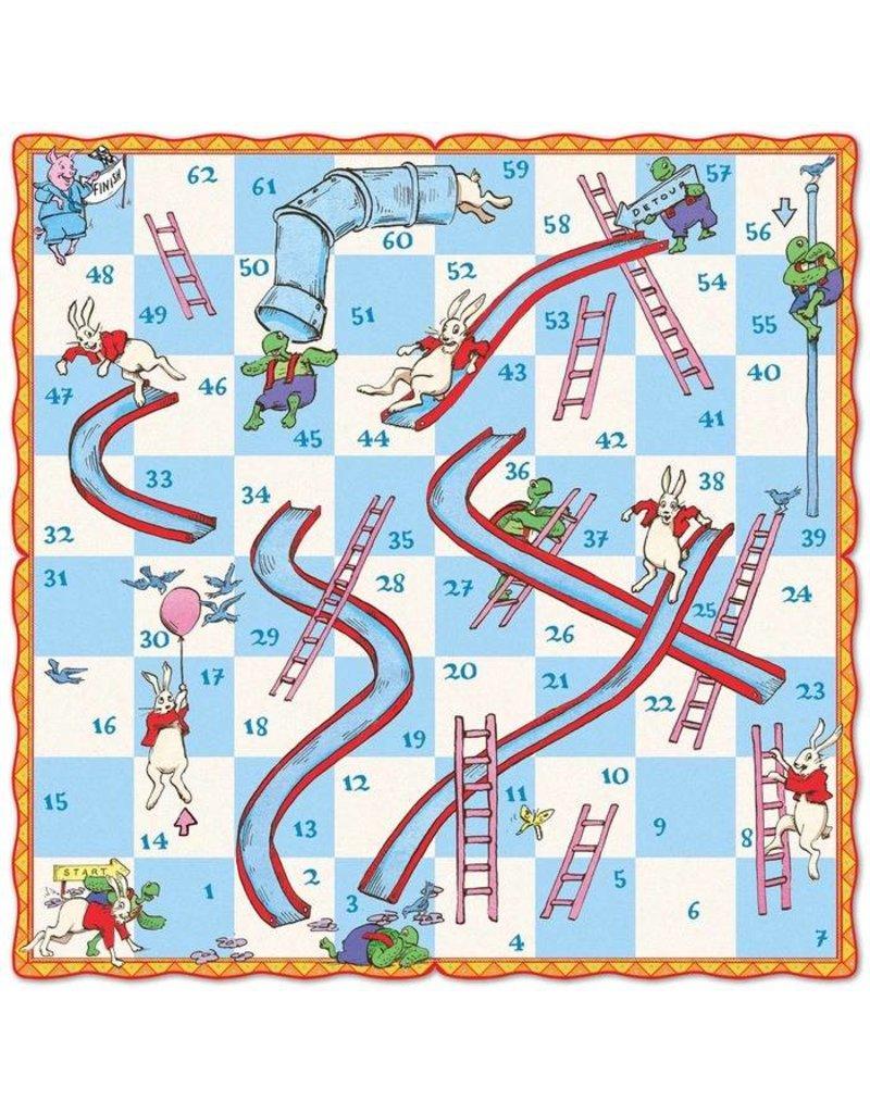 Eeboo Slips & Ladders Board Game by Eeboo