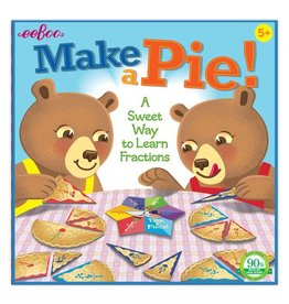 Eeboo Make a Pie Board Game