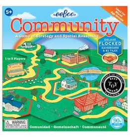 Eeboo Community - Cooperative Board Game