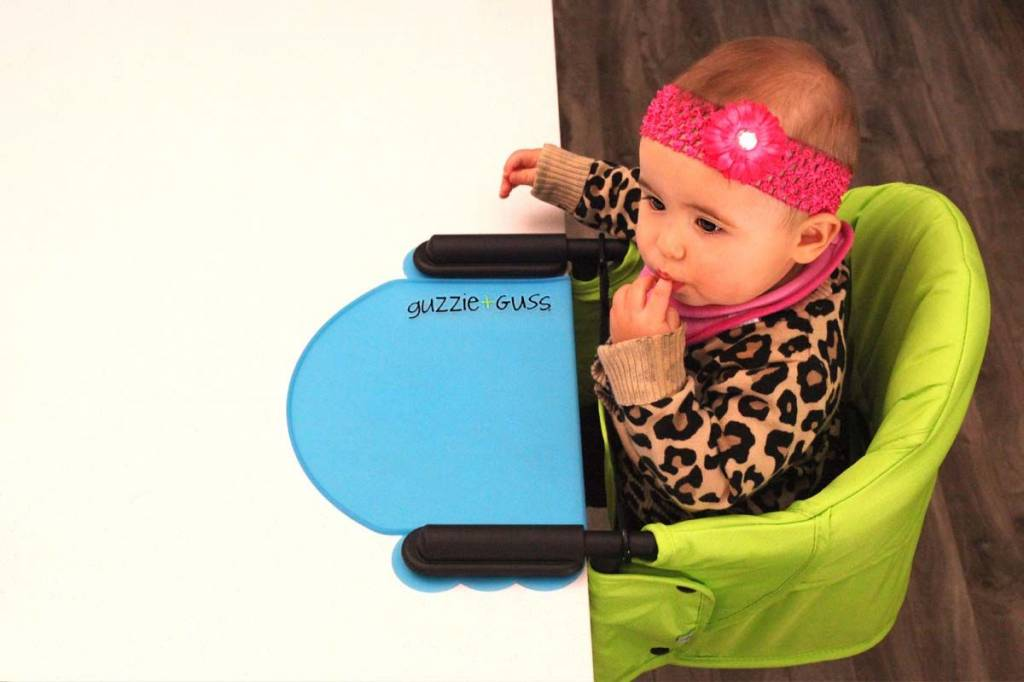 Guzzie & Guss Perch High Chair by Guzzie and Guss