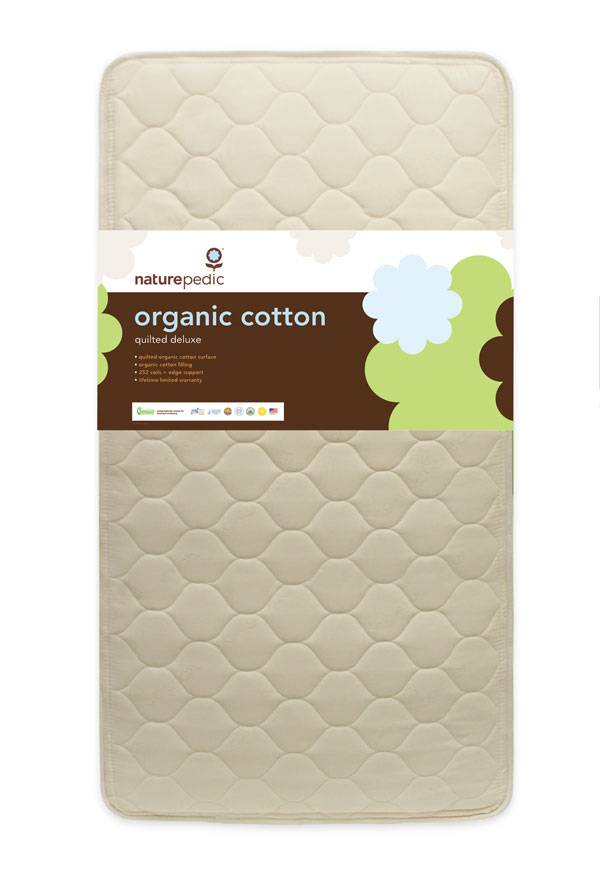 Organic Crib Mattress Victoria BC Canada at Abby Sprouts Baby and Children's Eco-Friendly Store
