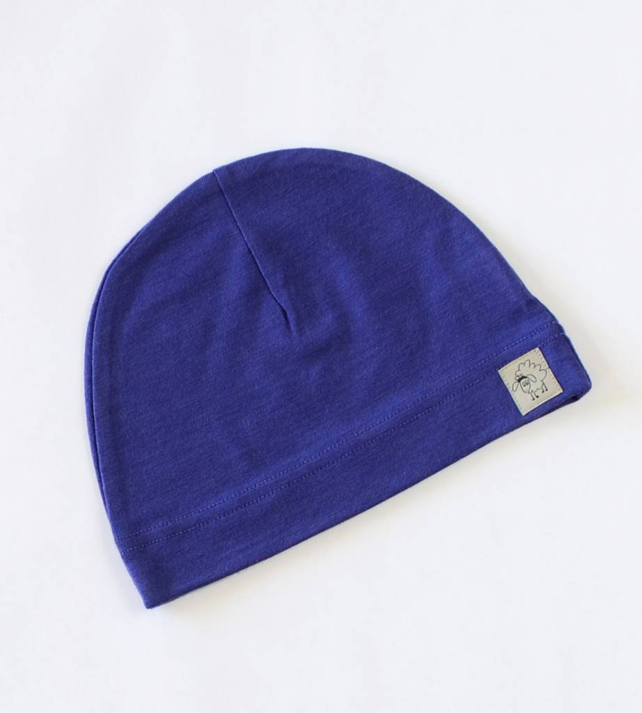 Wee Woollies Merino Wool Beanie Hat by Wee Woollies