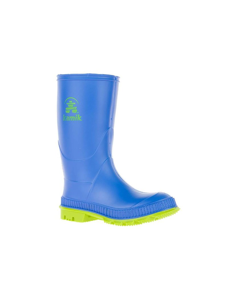 Kamik Blue Stomp Style Rubber Rain Boots by Kamik