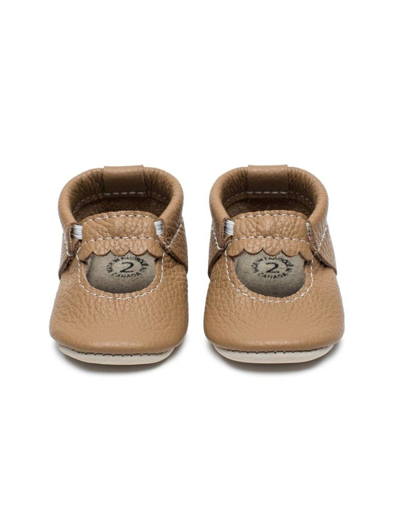 Minimoc Mini Janes Soft Sole Leather Shoes by Minimoc