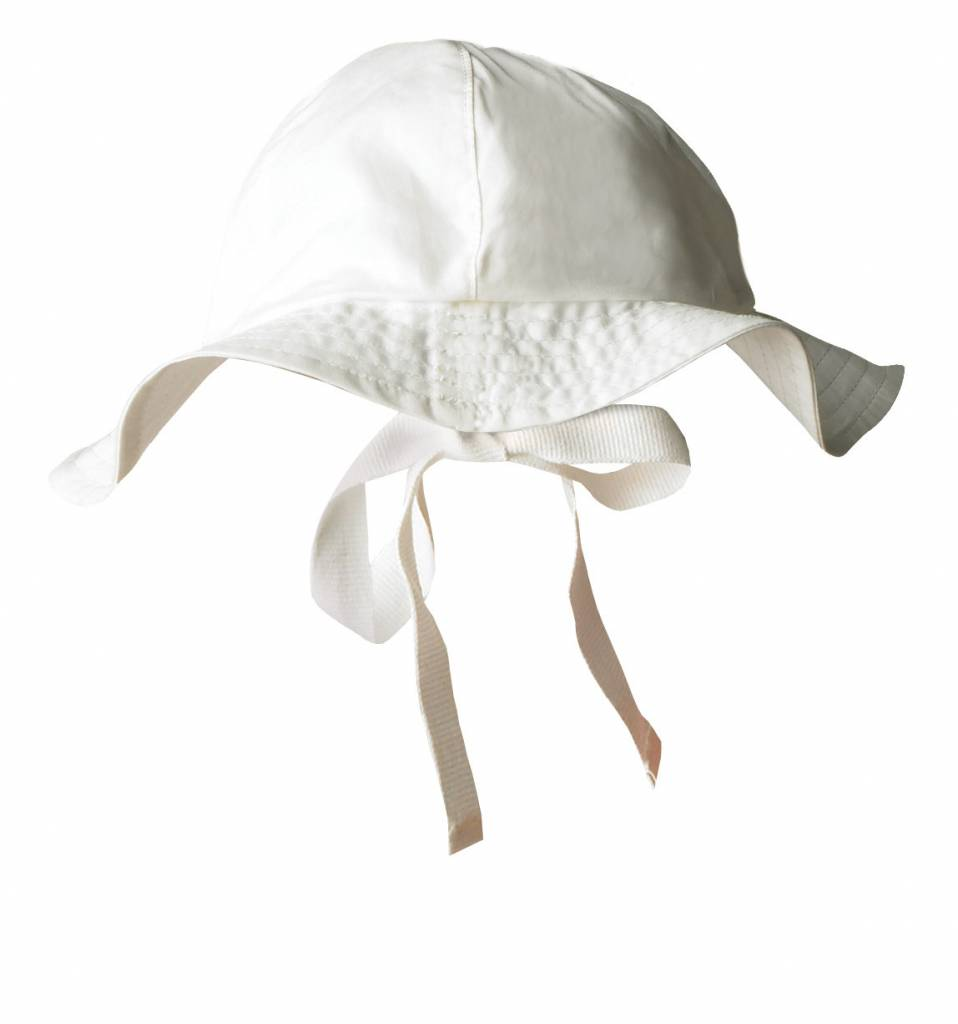 Under the Nile Organic Cotton Poplin Sun Hat by Under the Nile
