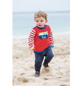 Frugi Organic Cotton Jack Knitted Sweater