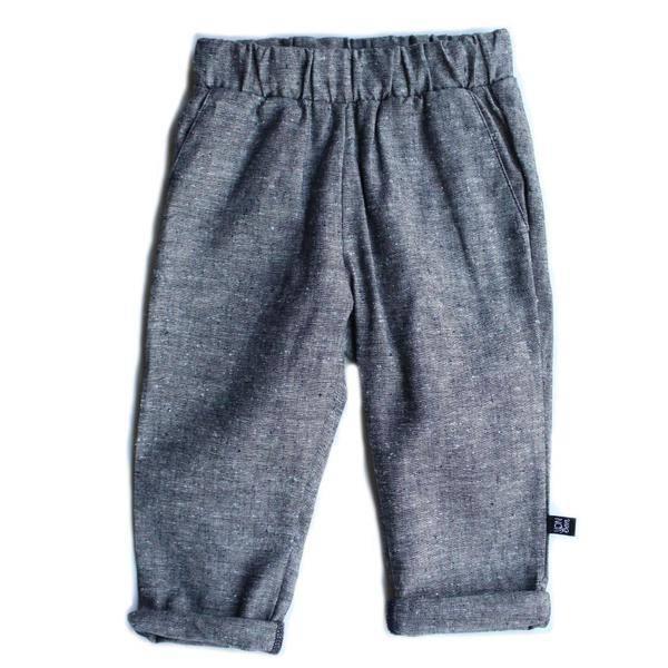 Vonbon Rolled Cuff Trousers by Vonbon