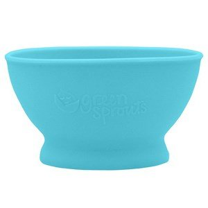 Green Sprouts Silicone Learning Bowl (7oz) by Green Sprouts