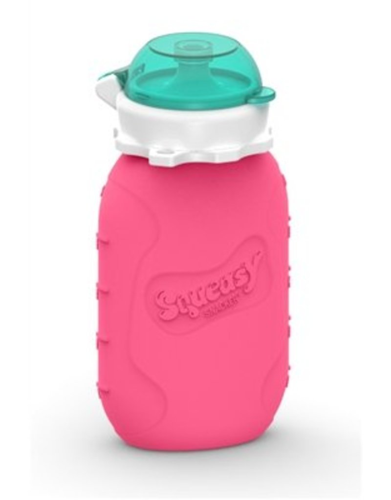 Squeasy Reusable Silicone Food Pouch by Squeasy