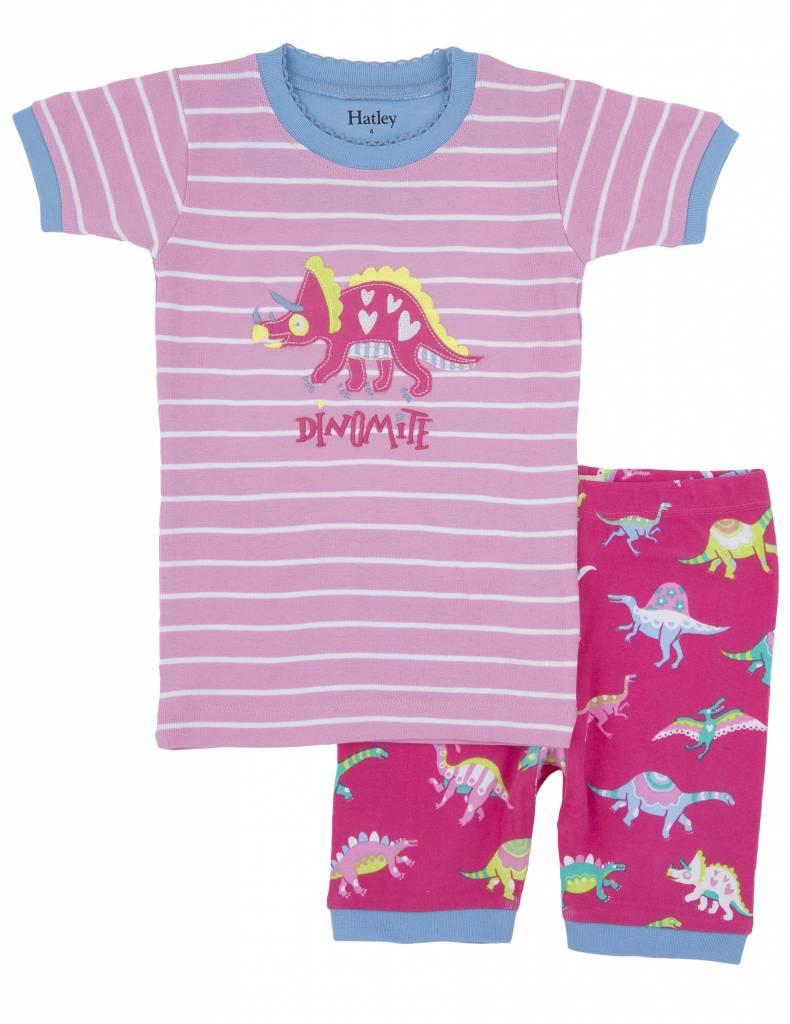 Hatley Hatley Girls 2-Piece Set Short Pajamas