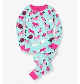 Hatley Girls Cotton 2-Piece Pajamas by Hatley