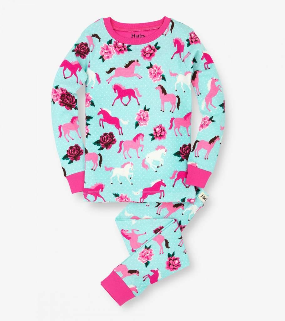 Hatley Girls Cotton 2-Piece Pajamas by Hatley