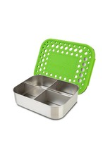Lunchbots Quad Stainless Steel Bento Box by Lunchbots