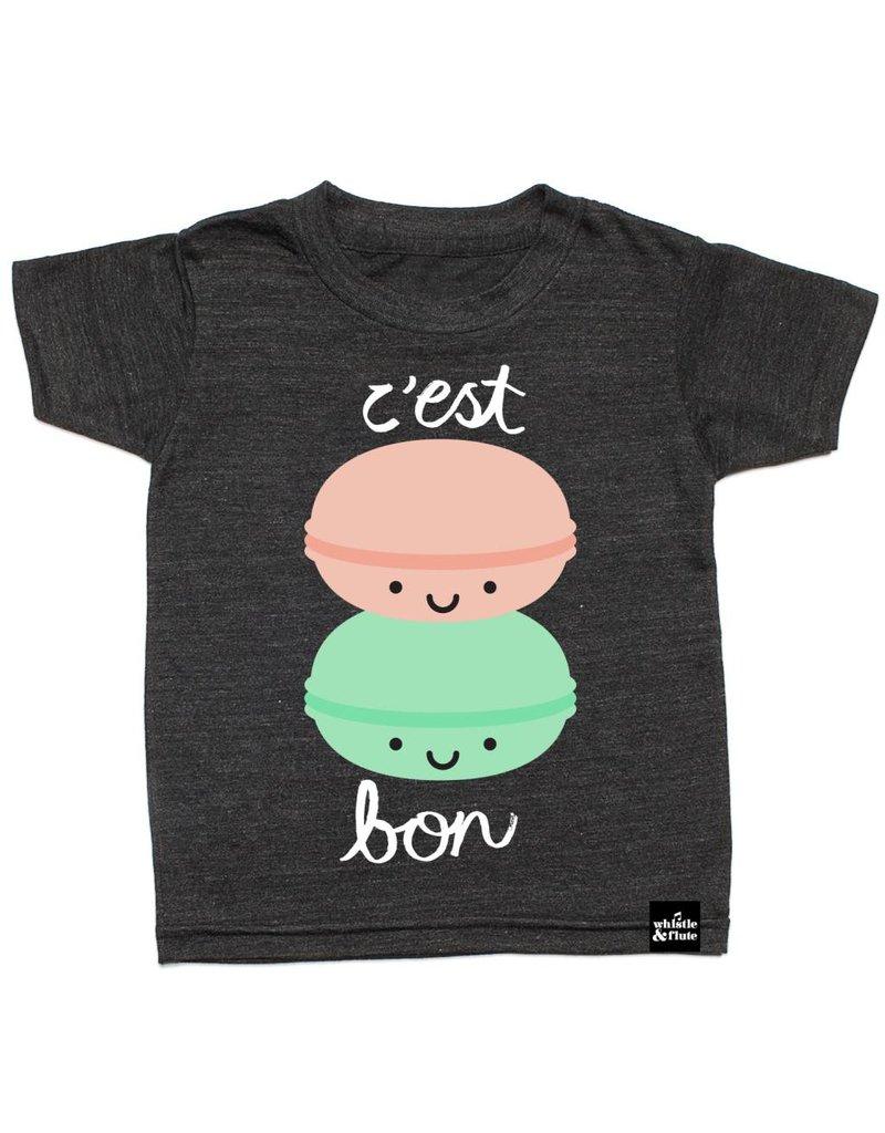 Whistle & Flute C'est Bon Macaron T-Shirt by Whistle & Flute