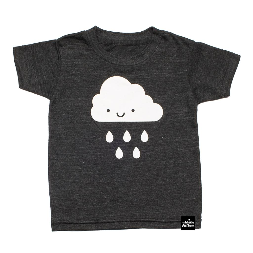 Whistle & Flute Kawaii Cloud T-Shirt by Whistle & Flute