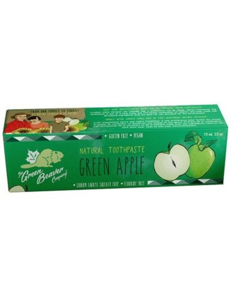 Green Beaver Natural Toothpaste by Green Beaver