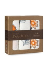 aden + anais Silky Soft Bamboo Swaddle Blankets by aden + anais