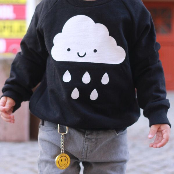 Whistle & Flute Kawaii Cloud Sweatshirt by Whistle & Flute