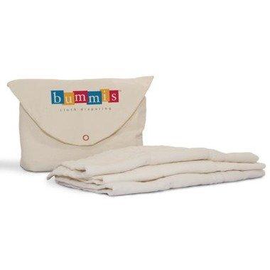 Bummis Organic Cotton Prefold Cloth Diapers by Bummis