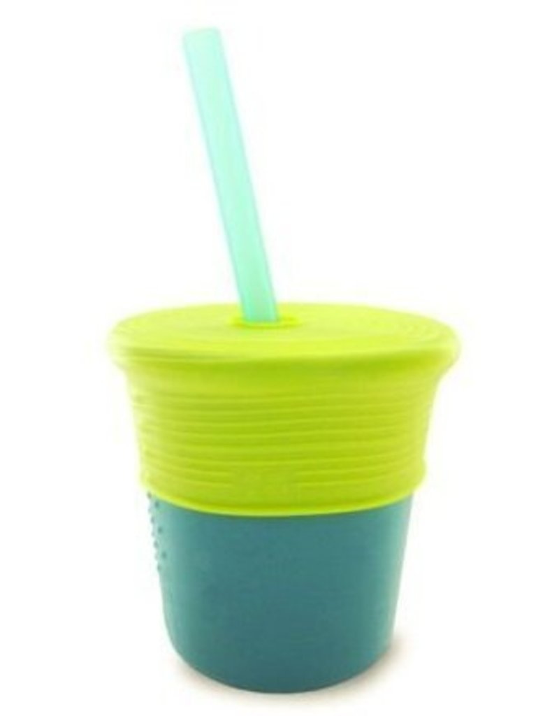 Silikids Silicone Straw Cup by Silikids