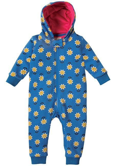 Frugi Frugi Organic Cotton Snuggle Suit