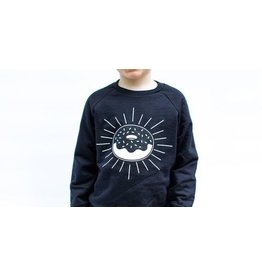 Whistle & Flute Holey Donut Sweatshirt by Whistle & Flute