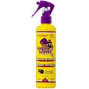 Green Beaver Green Beaver Jr. Bath Products - Bubble Bath, Gentle Shampoo, and Conditioning Detangler