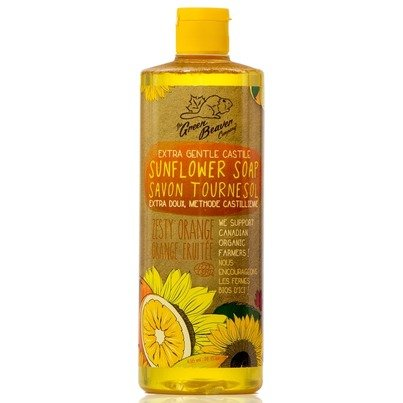 Green Beaver Extra Gentle Castile Sunflower Soap by Green Beaver (495ml)