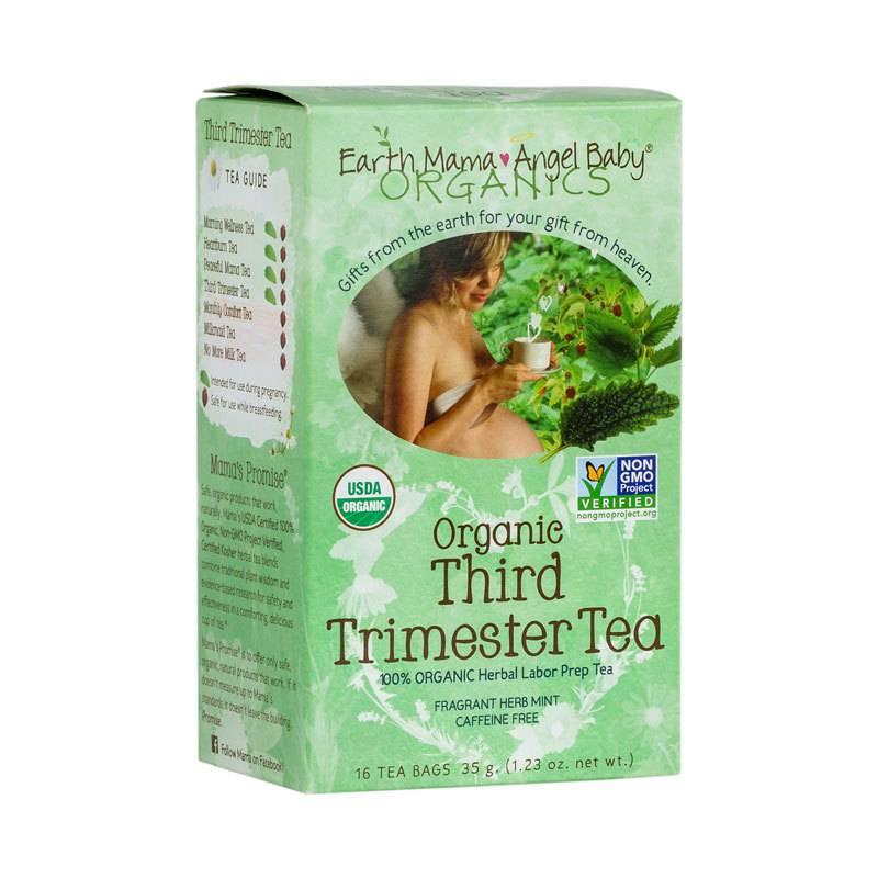 Earth Mama Earth Mama Specialty Teas - Third Trimester, Peaceful Mama, Tummy Tea, Milkmaid, Mama's Morning, and Heartburn