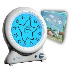 Grobag Gro Clock Sleep Helper for Kids