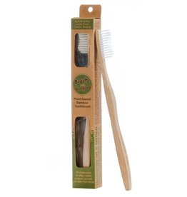 Brush with Bamboo Bamboo Toothbrush by Brush with Bamboo