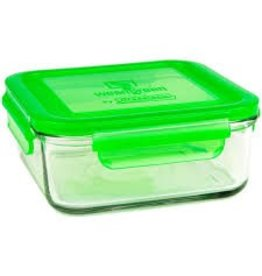 Wean Green Tempered Glass Food Storage Containers by Wean Green - Singles ~