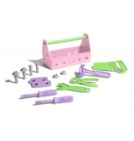 Green Toys Pink Tool Set by Green Toys