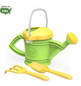 Green Toys Watering Can + Garden Tools Set by Green Toys