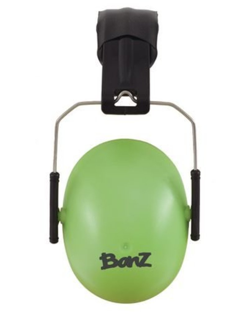 BabyBanz Hearing Protection Noise Cancelling Head Phones (Kids 2-10 Years) by BabyBanz