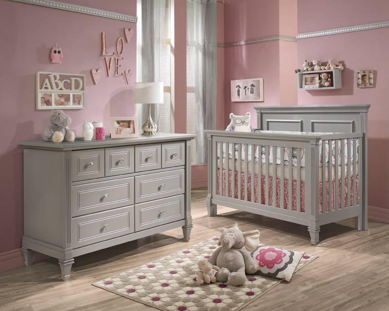 Natart Belmont Crib to Double by Natart