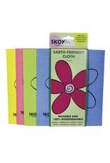 Skoy Reusable Biodegradable Kitchen Cloths by Skoy