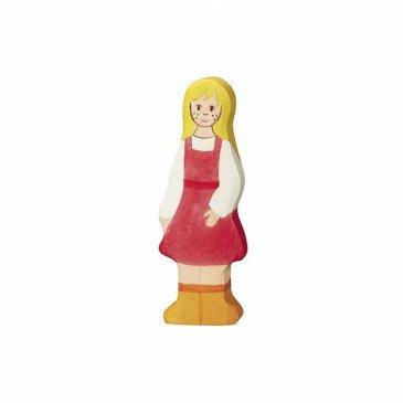 Holztiger Wooden Figures ~ People ~ by Holztiger