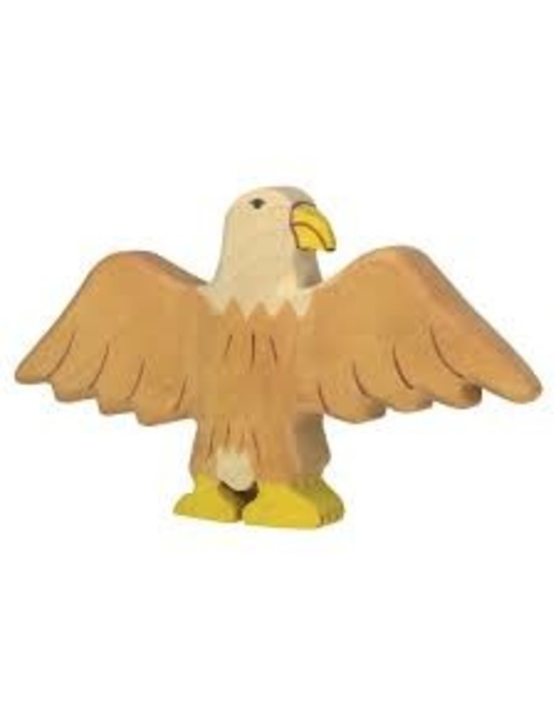 Holztiger Wooden Animal Figures ~ Birds ~ by Holztiger