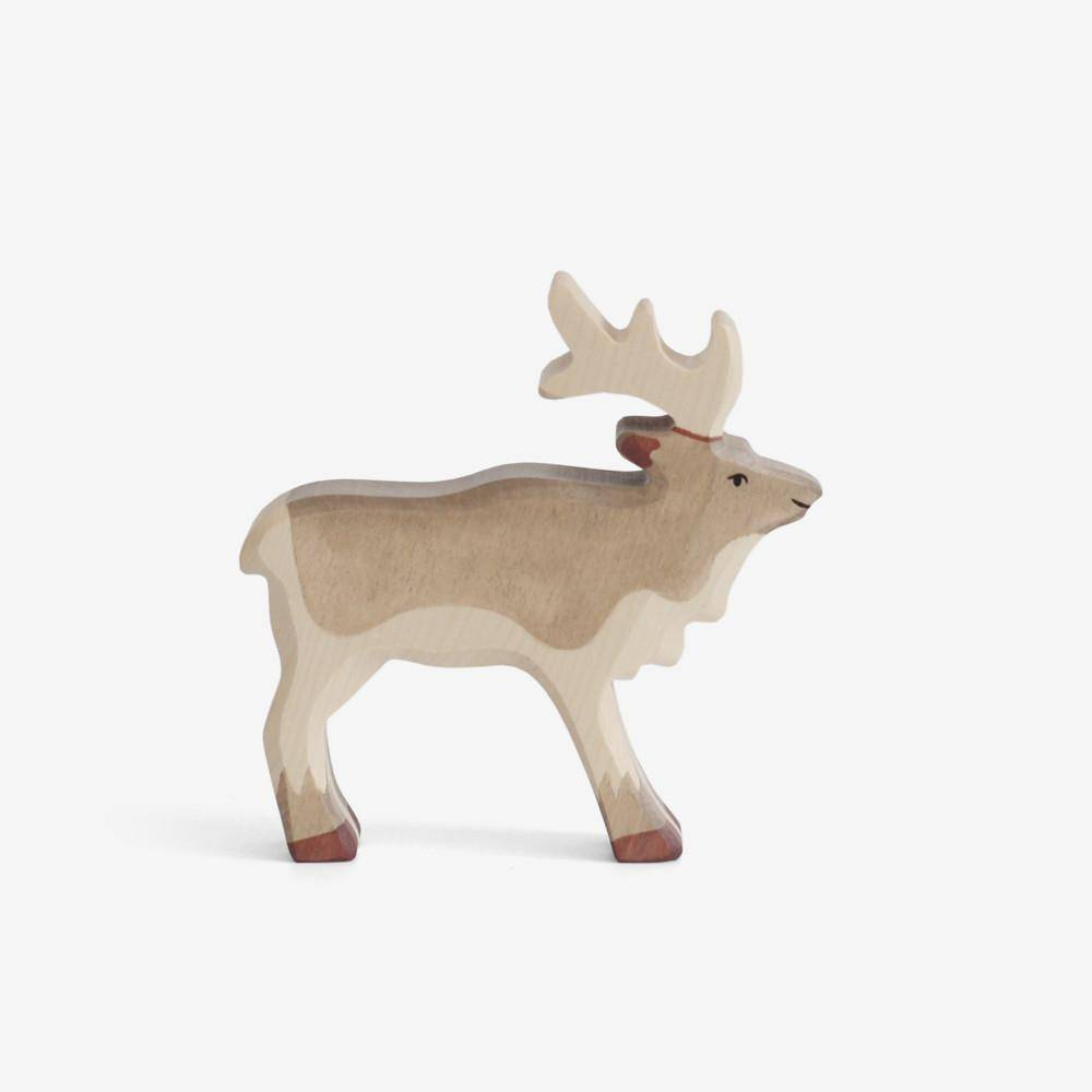 Holztiger Wooden Animal Figures ~ Arctic ~ by Holztiger