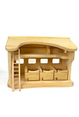 Ostheimer Wooden Horse Stable by Ostheimer